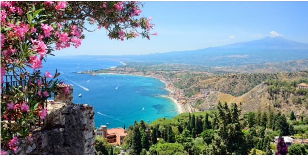 TOUR DELLA SICILIA: CATANIA/TAORMINA