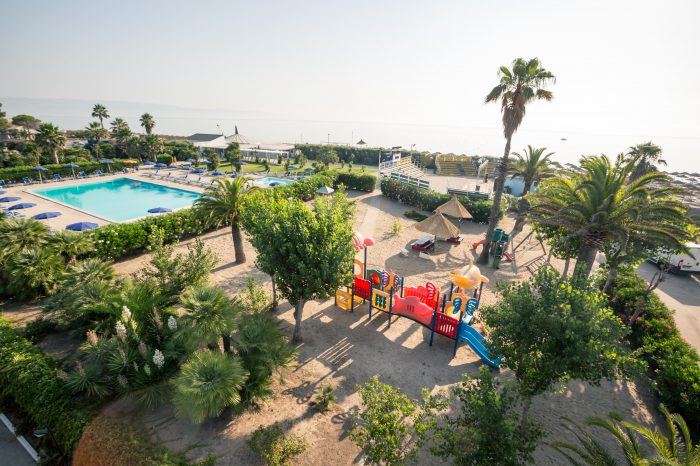 VILLAGGIO AFRICAN BEACH – HOTEL